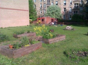 Battlefield Community Garden