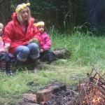 cosy campfire